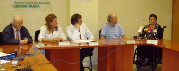DIA MUNDIAL 2008: RUEDA DE PRENSA Y MEDIOS DE COMUNICACIÓN