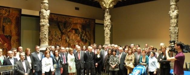 Convenio de colaboración entre ARAELA e IBERCAJA
