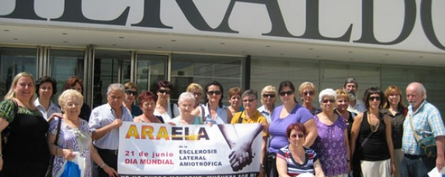 DIA MUNDIAL 2009: VISITA AL HERALDO DE ARAGÓN