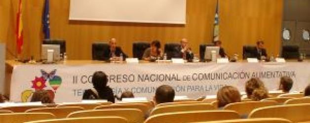 II CONGRESO NACIONAL DE COMUNICACIÓN AUMENTATIVA. Tecnología y Comunicación para la vida.