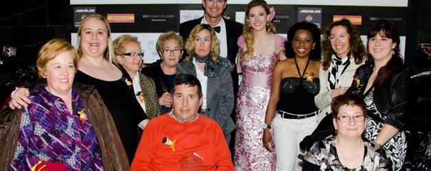 ARAELA, premio Estrella Aragón por su acción en valores humanos