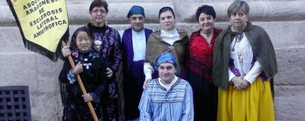 Ofrenda de Flores. Fiestas del Pilar 2013.