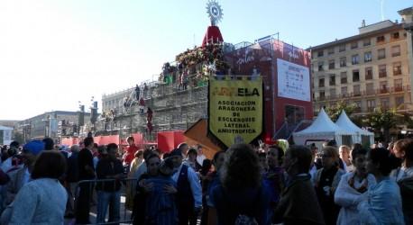 PARTICIPACIÓN EN LA OFRENDA DE FLORES: Albúm Fotográfico