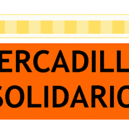 MERCADILLO SOLIDARIO: FIESTAS DEL ARRABAL 2015