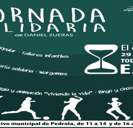 I JORNADA SOLIDARIA CONTRA LA E.L.A. ORGANIZADA POR MARCOTRAN