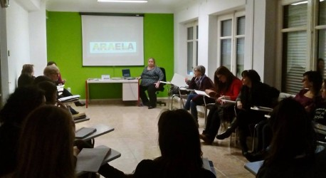 ENCUENTROS CON ASOCIACIONES DE SALUD: COLEGIO PROFESIONAL DE TRABAJADORES SOCIALES DE ARAGÓN.