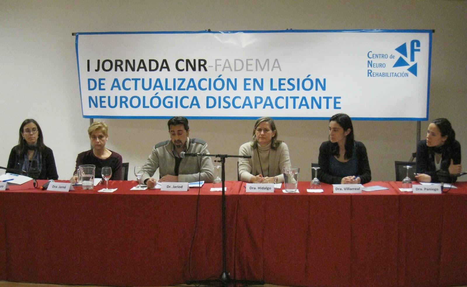 Centro de Neurorehabilitación (CNR-Fadema)