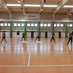 "Exhibición Baile Moderno del grupo ""Estampa Baturra"""