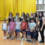 """Grupo de Baile de la Escuela """"Estampa Baturra"""""""