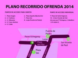 Plano Ofrenda 2014