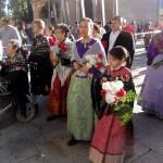 Ofrenda de Flores 2014