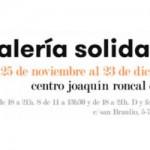GALERÍA DE ARTE SOLIDARIA.