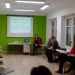 Charla de ASEM: Yolanda López (T. Social)
