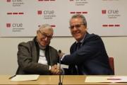LAS UNIVERSIDADES ESPAÑOLAS FIRMAN UN CONVENIO DE COLABORACIÓN CON LA FUNDACIÓN LUZÓN EN LA LUCHA CONTRA LA ELA